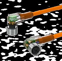 Cabos para sensores com conector M12