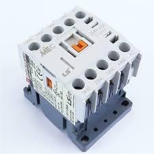 Mini contator tripolar contatos  3P+1NA VCC
