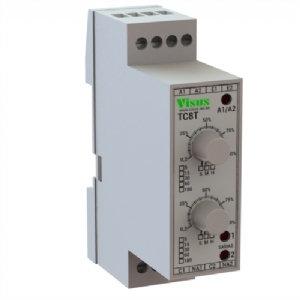 Monitor de tensão de linha ou de controle.