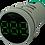 Thumbnail: Transformador de corrente para sinaleiro Digital de 22mm e acessórios.