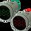 Thumbnail: Sinaleiro medidor de Corrente Digital de 22mm