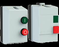 Chave magnética para partida de motores mono / trifásico
