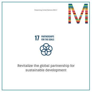 SDG17 Partnerships for the goals