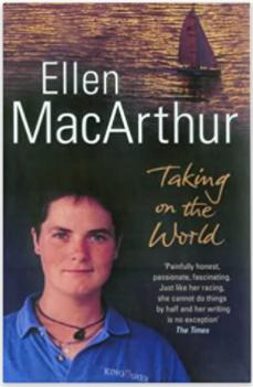 Taking on the world ellen macarthur