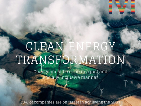 Clean energy transformation