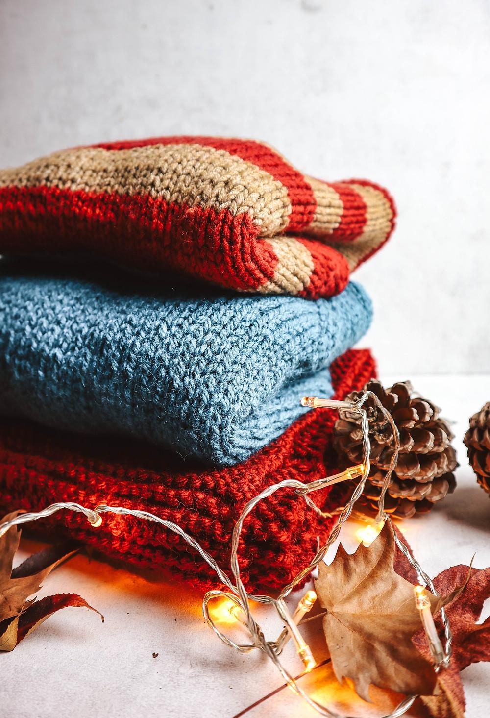 sustainable sweater autumn
