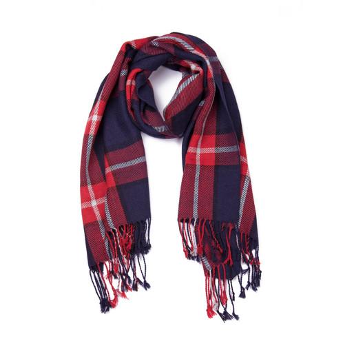 81ec0ffeef5 Grand foulard plaid