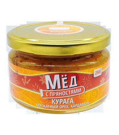 Мед с пряностями