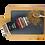 Thumbnail: Набор специй и приправ для блюд плова и риса, 300 гр.