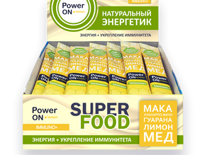 Энергетик натуральный (суперфуд) на каждый день!
