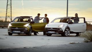 Opel | Adam Rocks