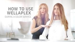 Wellaplex Color Service   Product Film