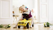 Mercedes Benz Accident Repair Commercial