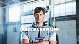 Hansaplast | Uwe Gensheimer