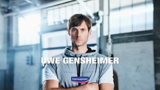 Hansaplast   Uwe Gensheimer