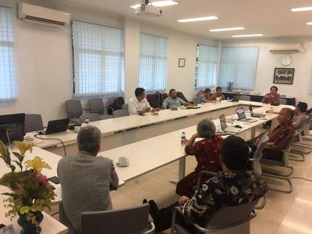 Rapat Pleno AIPFMI 2018