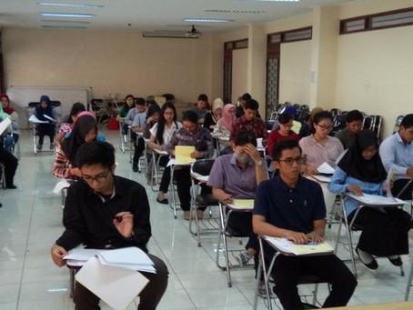 Ujian Seleksi Diklat Profesi Fisikawan Medik Batch I