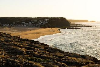 Monte Clerigo beach Algarve Portugal