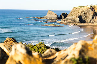 Odeceixe beach Algarve Portugal