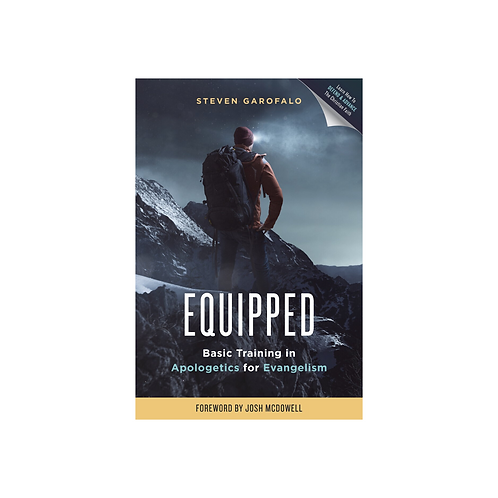 (Q-5) EQUIPPED-Basic Training in Apologetics For Evangelism Books
