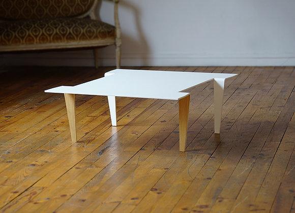 Table basse Acier laqué