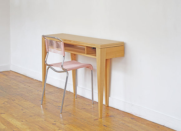 CONSOLE CHENE ET FORMICA