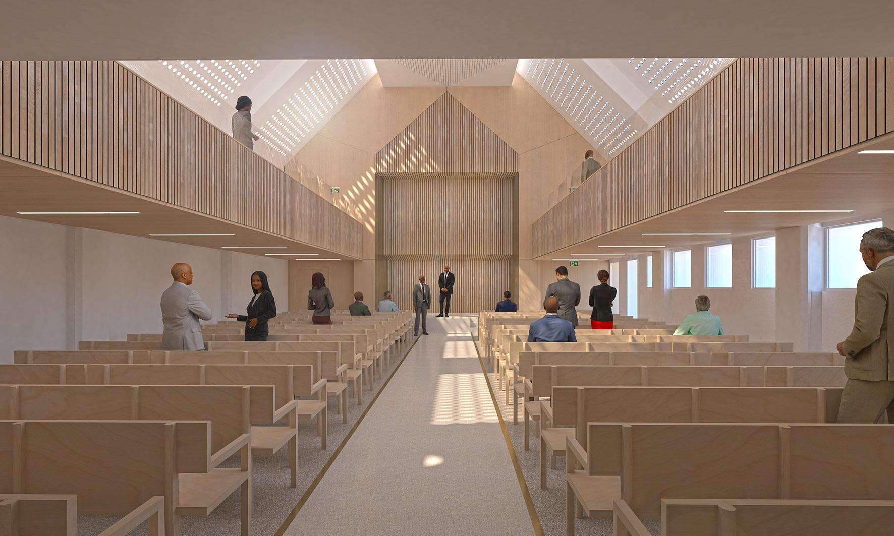 Eglise Paris 13