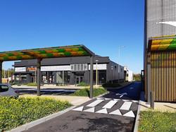 Site commercial Mondeville