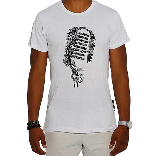 Asiam Mic T-Shirt