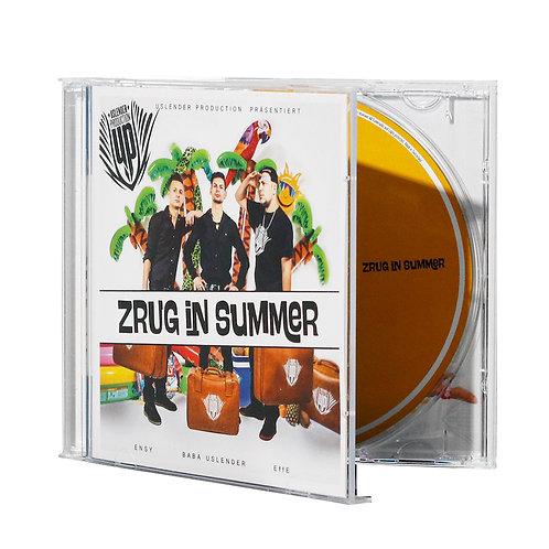 Uslender Production - Zrug in Summer (CD)