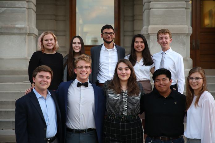 Executive Board, 2019-20