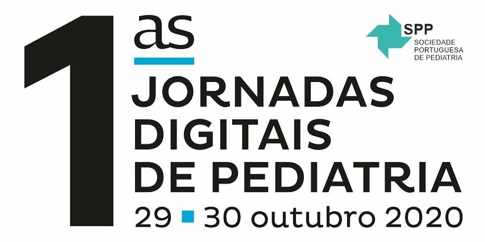 1.as Jornadas Digitais da Sociedade Portuguesa de Pediatria