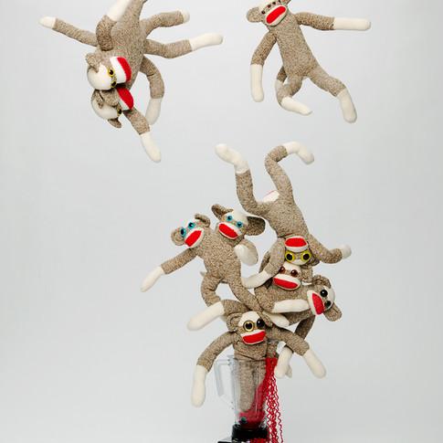 Sock Monkeys in a Blender, 2007