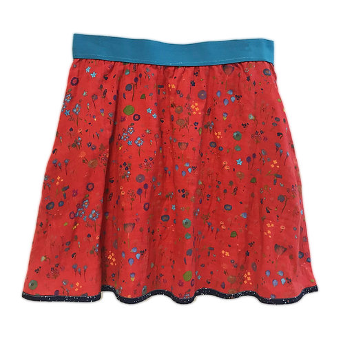 Flower Field Skirt