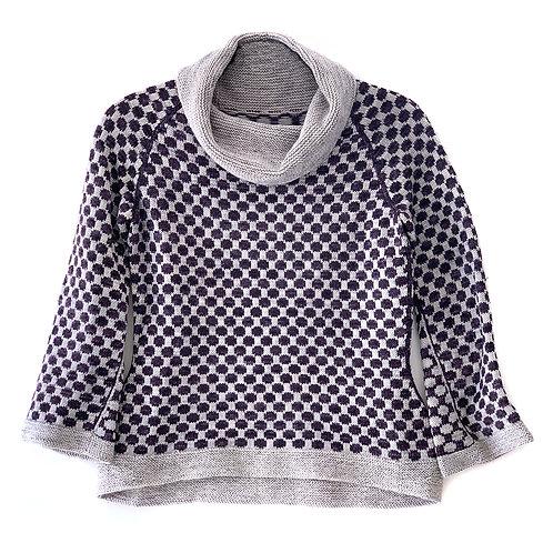Polka Spots Sweater