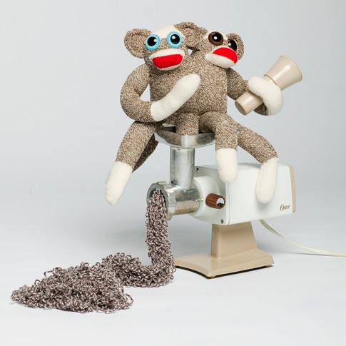 Sock Monkeys in a Meat Grinder, 2007