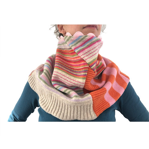 Wolle Cowl