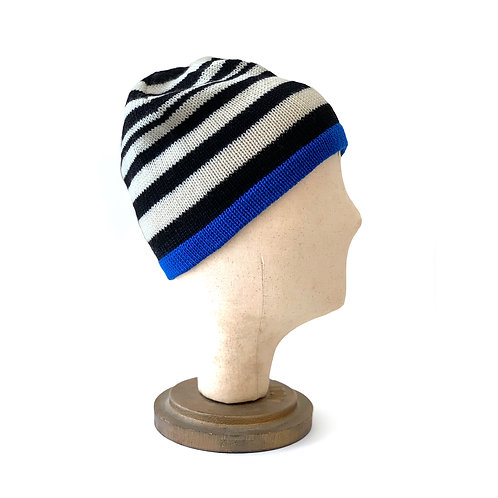 Hi-Mod Striped Hat