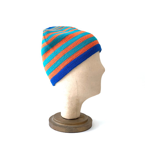 Damocles Dock Striped Hat