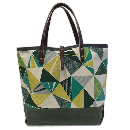 Cool Triangulation Tote