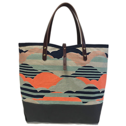 Glowing Clouds Tote