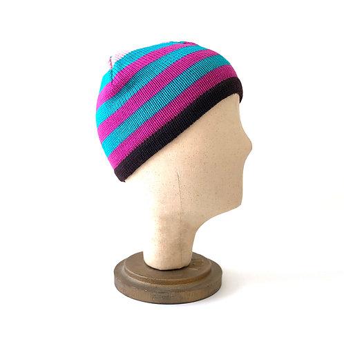 Lavendula Super Blue Striped Hat
