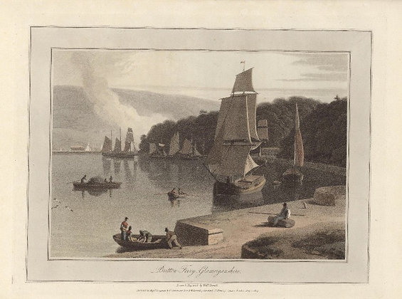 Plate 11: Britton Ferry. Glamorganshire