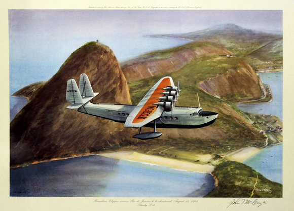 Plate No. 03: Sikorsky S-42
