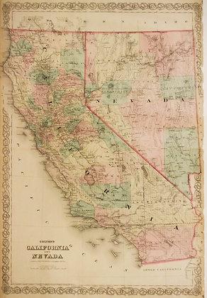 Colton's California and Nevada