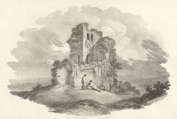 Plate 15: Kilcolman Castle, County Cork