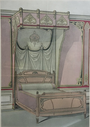 Beds and Drapes: Plate 4