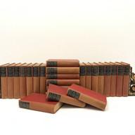 Twain, Mark. Works 1896 24 Volumes Hardback, red cloth $200.00