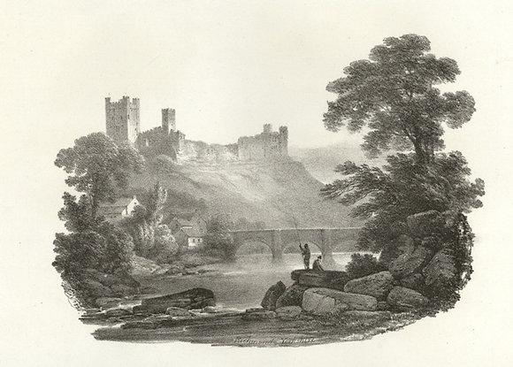 Plate 07: Richmond, Yorkshire