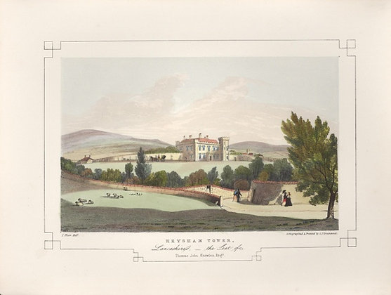 Plate 09: Heysham Tower